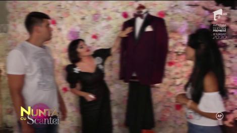Ana Morodan îi invită pe Constantina și Raymond să vadă ce le-au pregătit mamele la nuntă