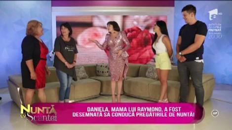Raymond și Constantina au făcut marele anunț! Care dintre mame le va organiza nunta?