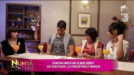 Veste șoc pentru Constantina și Raymond! Soacra mică nu a mai dorit să participe la pregătirile nunții!