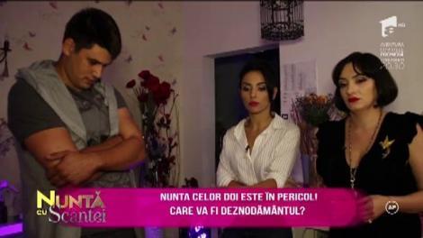 """Tragedie de zile mari la """"Nuntă cu scântei""""! Constantina și Raymond NU au locație pentru marele eveniment"""