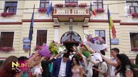 Ziua cea mare a venit! Raymond și Constantina, în fața ofițerului stării civile!