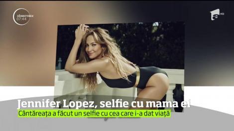 Jennifer Lopez, o relaţie nefericită cu mama ei. În adolescență,  artista a fugit de acasa, pentru a-și construi un viitor