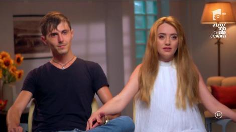 Maria și Cosmin au o relație foarte frumoasă după ce au participat la Insula Iubirii