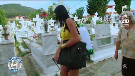 """Margherita de la Clejani, secretul tenului perfect: """"Pământul de la nouă morminte părăsite de ajută să ai o tinerețe fără bătrânețe!"""""""