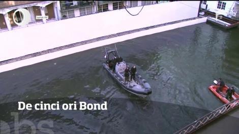 Daniel Craig, de cinci ori agentului 007