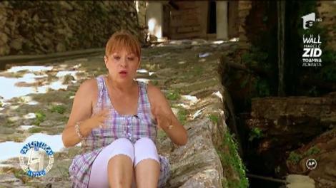 """Nea Mărin, învins de Adriana Trandafir la un concurs de băut tispouro, la """"Aventură cu 4 stele"""": """"Mi s-a zis că o să mor"""""""