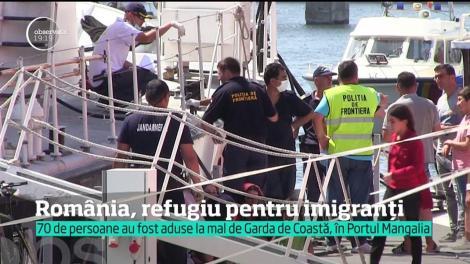 România, refugiu pentru imigranţi