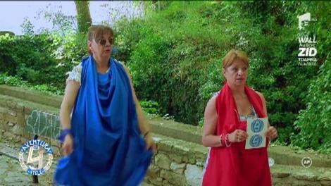 """Aventură de zile mari în… """"junglă""""! Adriana Trandafir, Carmen Tănase, Cristina Țopescu și nea Mărin, puşi în dificultate. Cine a câştigat o noapte de 4 stele?!"""