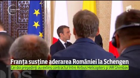 Franţa susţine aderarea României la Spaţiul Schengen dar nu-i doreşte pe muncitorii detaşaţi care nu-şi plătesc taxele la nivelul colegilor francezi