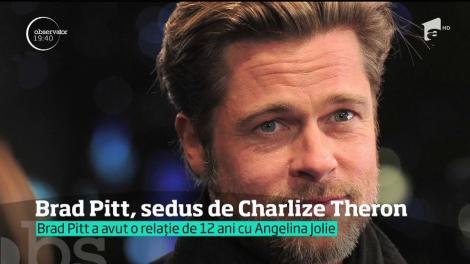 Brad Pitt a căzut în mrejele unei alte actriţe celebre de la Hollywood