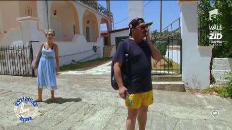 """Vedetele, mereu dornice de schimbări! Au vrut la greci, și de eleni au avut parte! Anca: """"E ok aici. Sunt doar pe moarte!"""" Se mărită, oare, Angie?"""