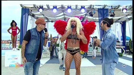 """Nicki Minaj, ne-ai ținut numai pe ringul de dans cu """"Pound the Alarm""""! Fetili, cochetili, atenție: Dorian Popa a făcut super-show!"""