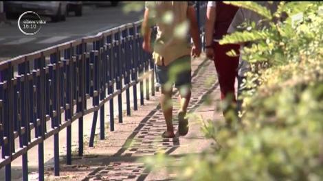 Trei băieți din Galaţi, de urgenţă la spital, după ce au leşinat pe stradă din cauza etnobotanicelor