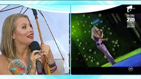 """Mirela Vaida, înregistrarea debutului la festivalul de la Mamaia: """"Tocmai terminasem liceul"""" Era o adolescentă superbă!"""