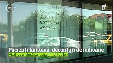 În România, bolnavii cronici care au nevoie de îngrijire la domiciliu mor singuri acasă, în timp ce şefii Caselor de Sănătate inventează pacienţi pentru decontări fictive