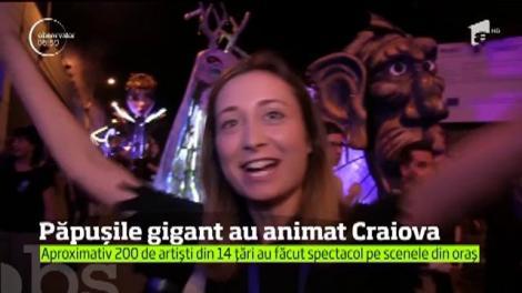 Păpuşile au prin viaţă la primul Festival de Arta Animaţiei din România