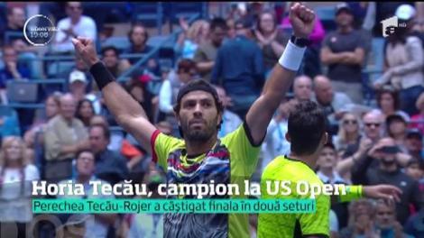 Horia Tecău, campion la US Open
