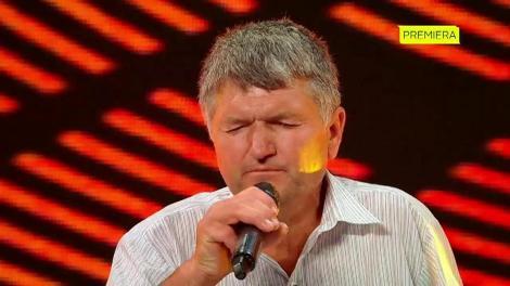 """Julio Iglesias: """"Baila Morena"""". Vezi aici cum cântă Marian Tănase, la X Factor!"""