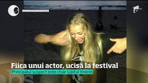 Fiica unui renumit actor a fost găsită moartă, în timpul unui festival de muzică din Marea Britanie