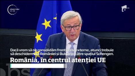România, în centrul atenției UE! Junker, preşedintele Comisiei Europene, vrea ca la o zi după Brexit, în Sibiu să aibă loc un summit al Uniunii Europene