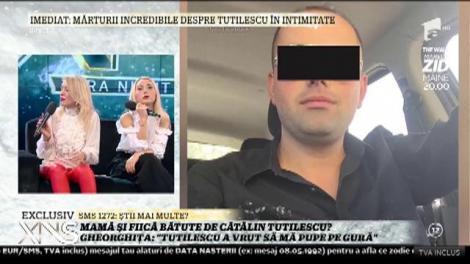 """Prietenul lui Cătălin Tutilescu: """"El nu este în stare să dea într-o femeie"""""""