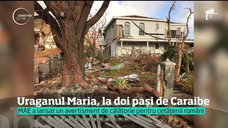 După Irma şi Jose, furia naturii se dezlănţuie din nou asupra Caraibelor