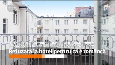 Situație revoltătoare! O tânără a rămas fără vacanță, după ce i s-a refuzat cazarea în Finlanda pentru că este româncă
