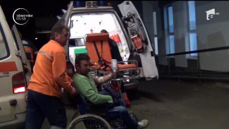 Opt copii din Maramureş, intoxicaţi cu ciuperci