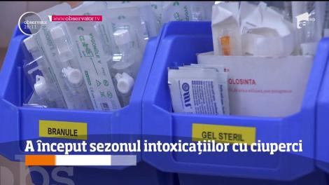 S-a dat alarma în Suceava, după ce mai mulţi oameni au ajuns la spital intoxicaţi cu ciuperci din pădure!