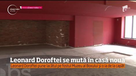 Leonard Doroftei o ia de la capăt!