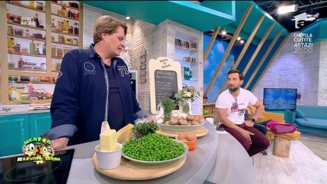 Îți amintești cât de fericit erai atunci când mâncai frigănele? Încearcă varianta bavareză și cu siguranță o să mai ceri o porție!