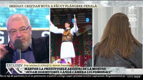 """Doamna Maria, martor la presupusele abuzuri de la Moșuni: """"Părintele nu dormea niciodată singur"""""""