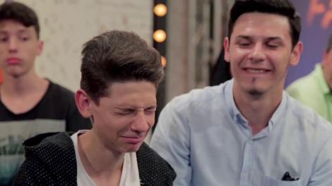 Faceți loc, vine mezinul serii la X Factor! Antonio Pican nu se cunoaște cu modestia