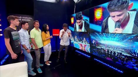"""Faceți loc, vine mezinul serii la X Factor! Antonio Pican nu se cunoaște cu modestia: """"Sunt vlogger, am succes la fete și sunt foarte cunoscut"""""""