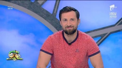 """Răzvan Simion, talentat și în bucătărie!: """"De obicei, în weekend, gătesc preparate cu ouă și ciuperci"""""""