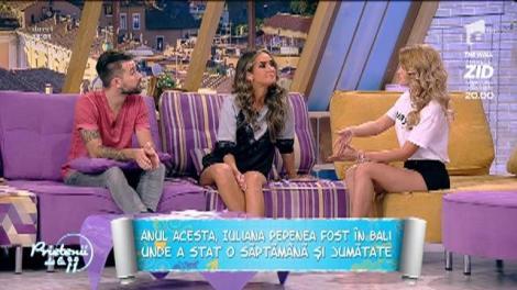 """Iuliana Pepene, în vizită la """"Prietenii de la 11"""": """"Pentru mine adrenalina din platoul de televiziune este comparabilă cu cea de la volan"""""""