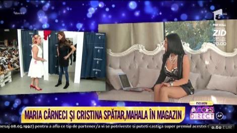 Maria Cârneci și Cristina Spătar s-au transformat în Lady Gaga și Amy Winehouse