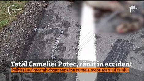 Bărbatul de 68 de ani rănit pe DN1 B, în Buzău, este tatăl fostei înotătoare Camelia Potec