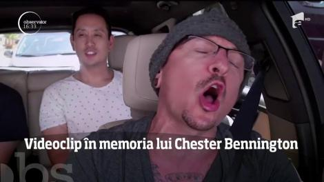 Videoclip în memoria lui solistului Linkin Park