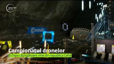 Dronele au fost la putere la Cluj