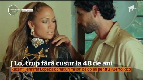 Jennifer Lopez a fost o apariţie senzaţională în New York-ul natal