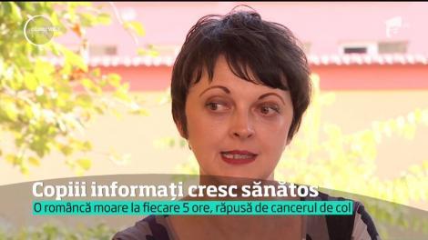 România nu are încă un program gratuit de vaccinare împotriva virusului HPV