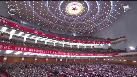 Președintele Chinei, mai puternic ca oricând