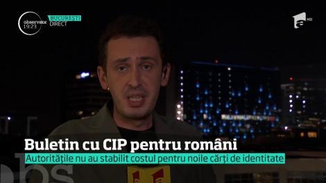 ANUNŢ important pentru toţi românii! Proiectul aprobat de Guvern: Ce se va întâmpla cu buletinele noastre