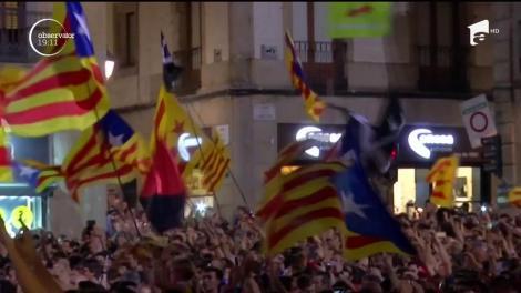 Spania încearcă să-şi revină din şocul provocat de proclamarea independenţei Cataloniei. România susţine Madridul în criza fără precedent