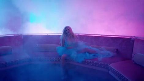 Culise: Lidia Buble se pregăteşte să Britney Spears