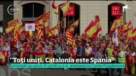 Spania nu poate fi divizată!