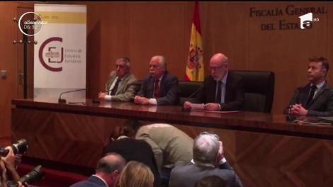 Peste 20 de lideri catalani vor fi judecaţi pentru rebeliune