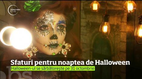 Petrecerea de Halloween a devenit tradiţie şi în România
