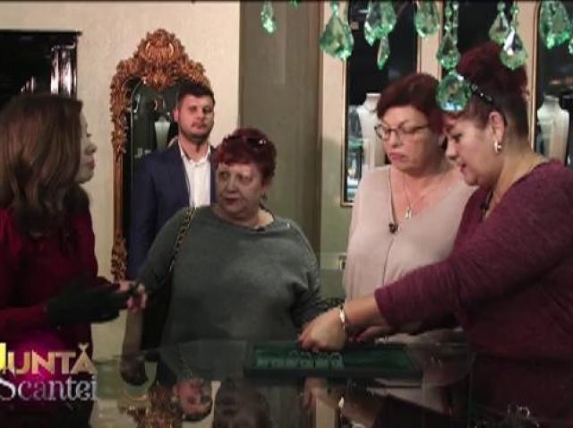 Mamele caută inelele pentru Laurențiu și Larisa! Cine va alege verighetele câștigătoare